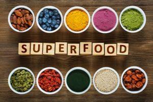 bio szuperélelmiszerek